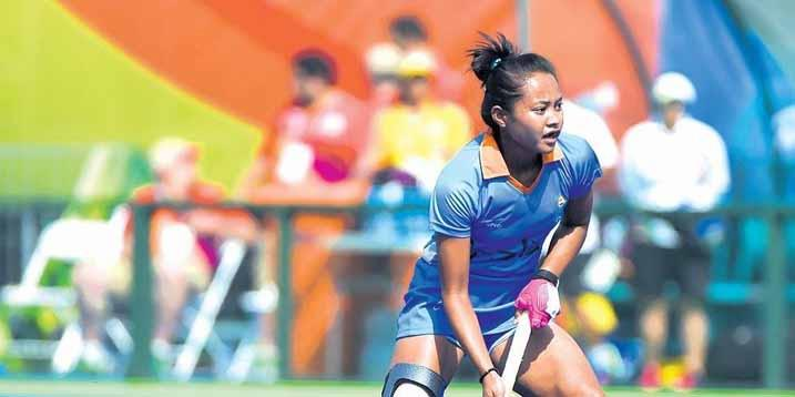 Indian sportsperson has made a journey which will lead to the Commonwealth Games
