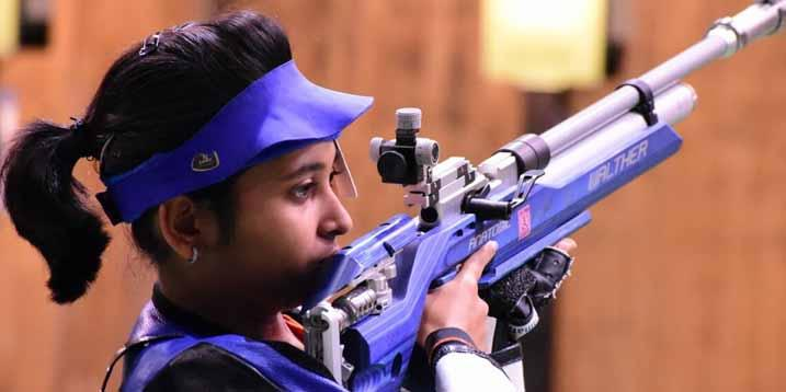 Beating all odds, shooting all golds: Mehuli Ghosh