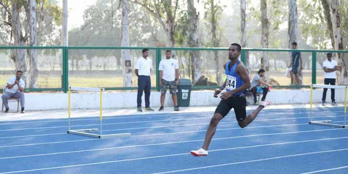 Breaking odds and records: Dharun Ayyasamy is focussed