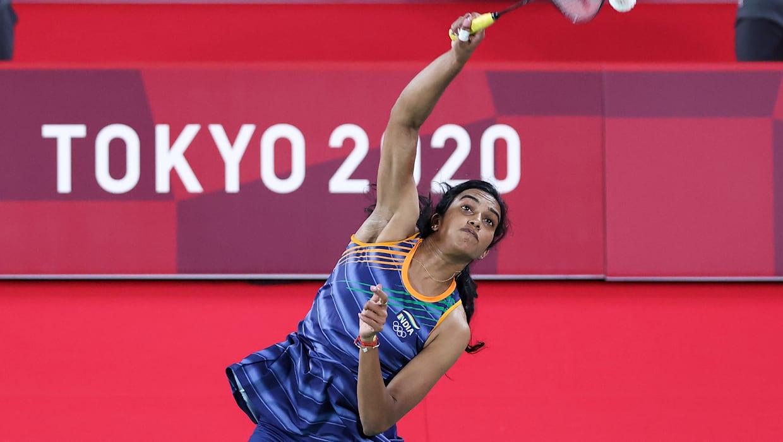PV Sindhu beats Mia Blichfeldt to move into Tokyo Olympics badminton quarter-finals