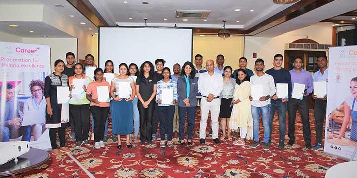 Athlete365 Career+ Workshop held in Mumbai