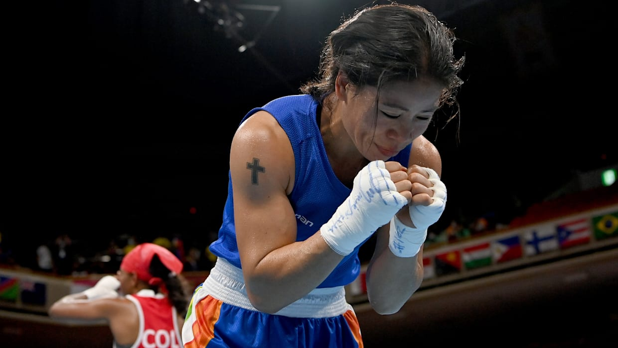 Mary Kom's Olympic career ends in Tokyo 2020, boxing legend loses tight pre-quarters bout