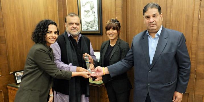 Unveiling a new National Identity: Ek India Team India